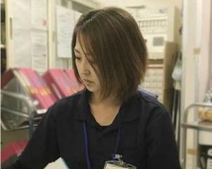 女性看護師 Mさん